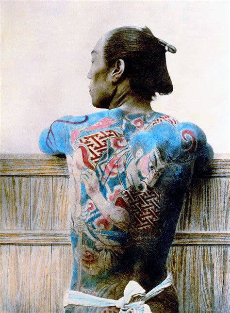 tattoo japanese history the beautiful and complicated history of japanese tattoos
