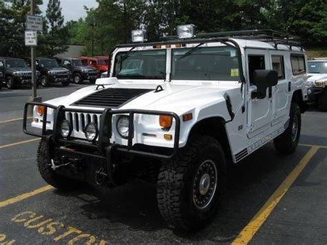 2006 hummer h1 alpha for sale