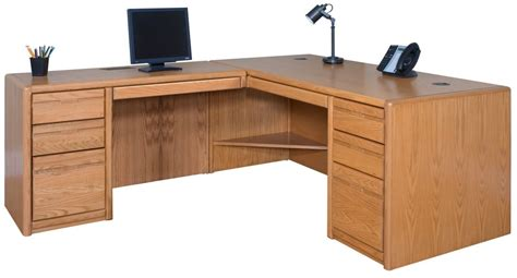 Buy Contemporary L Shaped Desk With Left Facing Keyboard L Shaped Desk With Left Return