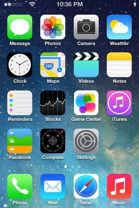 icon themes for iphone 6 ios 7 theme ios 7 icons f 252 r winterboard ios 6 jailbreak