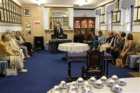 The Robing Room by Masonic Datchet Society