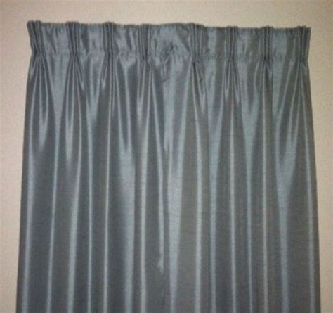 curtain rods for pinch pleated drapes how to make pinch pleated drapery from rod pocket curtains
