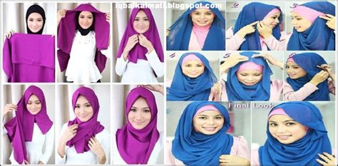 download tutorial hijab berkacamata hijab style tutorial or guide with images pdf download