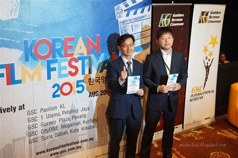 malaysian film festival 2015 korean film festival 2015 in malaysia free tickets to be