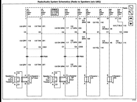 can you provide a schematic diagram for the delco radio