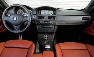 Bmw M3 Interior Car And Driver