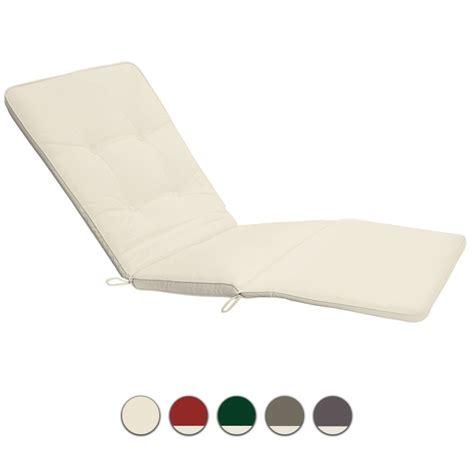 cuscino per lettino cuscino per lettino prendisole 200x63 cm con bordino