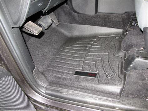 2016 ram 1500 weathertech front auto floor mats black