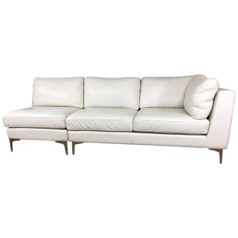 design within reach sofas design within reach sofa by american leather company for