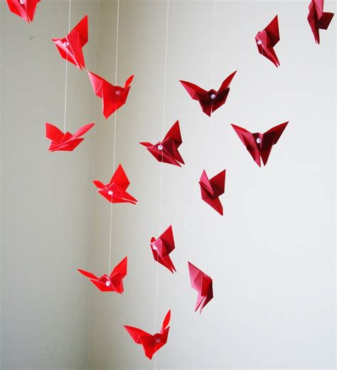 Hanging Origami Decorations - 21 best images about origami sculpture on
