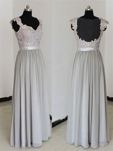 Silver Bridesmaid Dress by Best 25 Silver Bridesmaid Dresses Ideas On