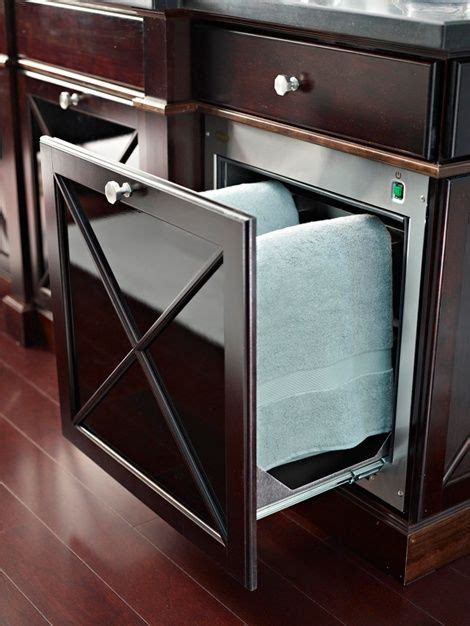 Towel Warmer Drawer Bathroom towel warmer for the bathroom for the home