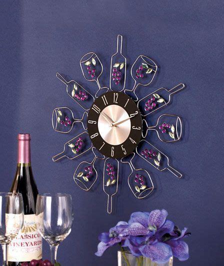 33 best images about wine clocks on pinterest vineyard