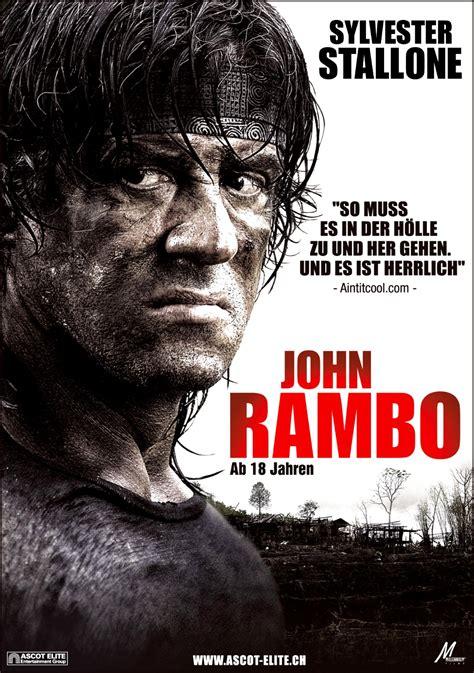 film cu rambo 1 poster rambo 2008 poster rambo iv poster 2 din 6