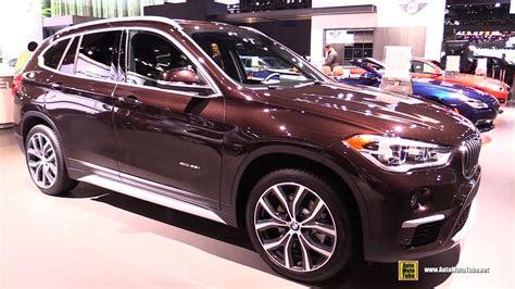 Bmw X1 28i 2017 by 2017 Bmw X1 28i Xdrive Exterior And Interior Walkaround