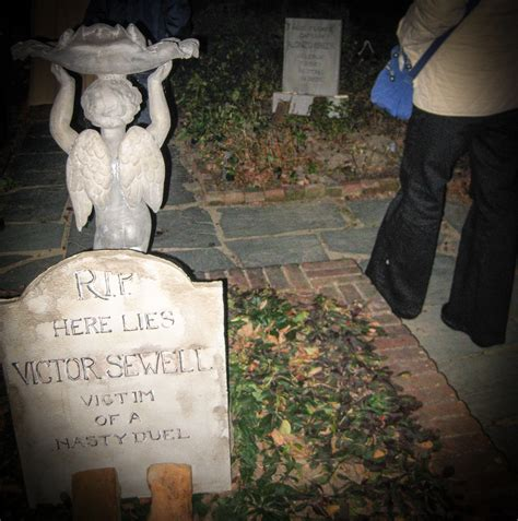 cape cod ghost tours tombstones palmer house inn