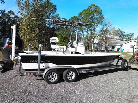 pathfinder boat t top for sale pathfinder 22trs 2013 t top and sho200 the hull truth