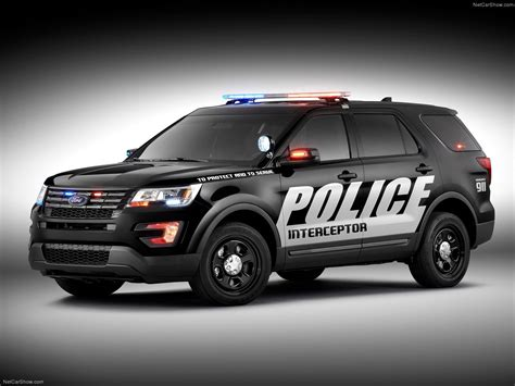 Ford Interceptor The Responsible Car by 2016 Ford Interceptor Utility Vehicle Suv Wallpaper