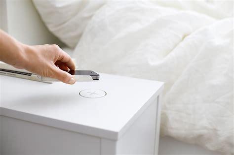 Ikea Mette La Ricarica Wireless Dentro I Mobili Wired