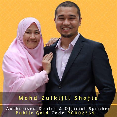 Speaker Aktif Di Malaysia profil mohd zulkifli b shafie mohdzulkifli