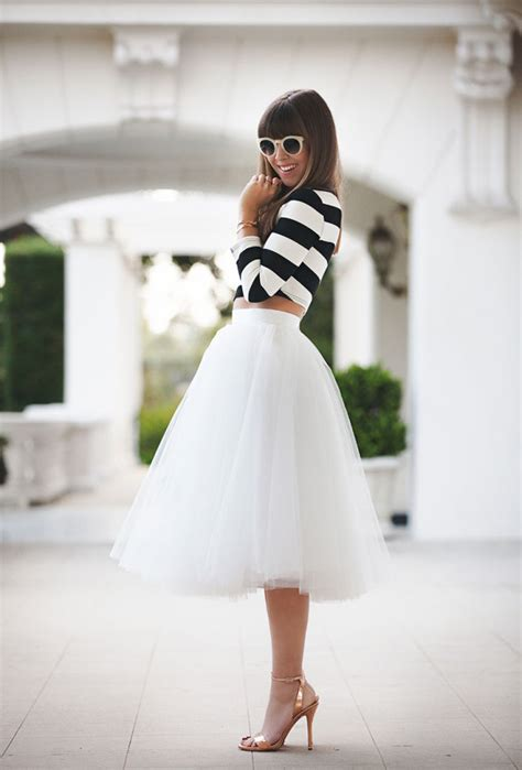 tulle skirt  doesnt   feminine