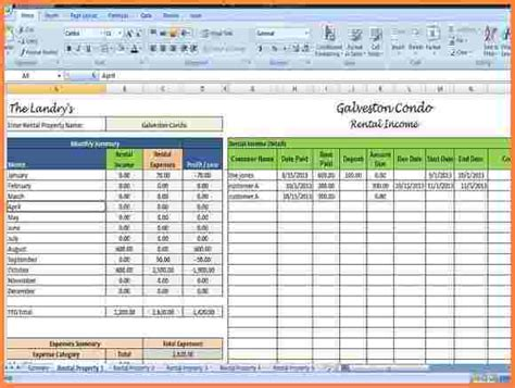 estate spreadsheet template agranihomesrealconstruction co