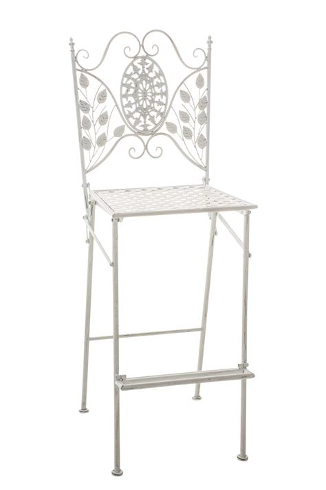 metal garden bar stools garden bar stool begona iron folding chair high patio