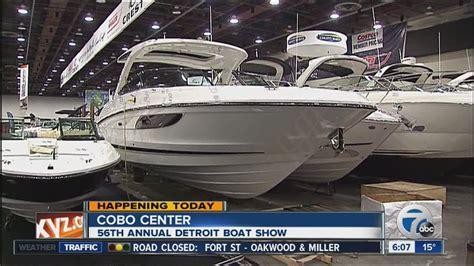 www detroit boat show 2014 detroit boat show youtube