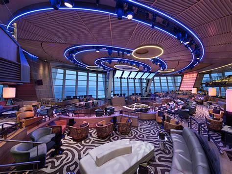 Indoor Pool House by Anthem Of The Seas Royal Caribbean Shipboard Careers