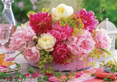 dei fiori centrotavola centrotavola per il matrimonio d estate obiettivo donna