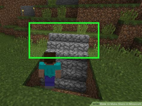 10 steps in 10 days to craft an how to make stairs in minecraft 11 steps with pictures