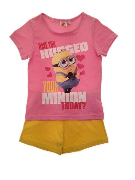 Pajamas Minion Pp boys pyjamas despicable me minions pj s