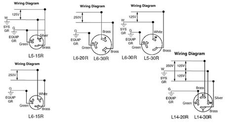 nema l6 30 wiring diagram l6 30 to 10 3 0 adapter wiring diagrams wiring diagram