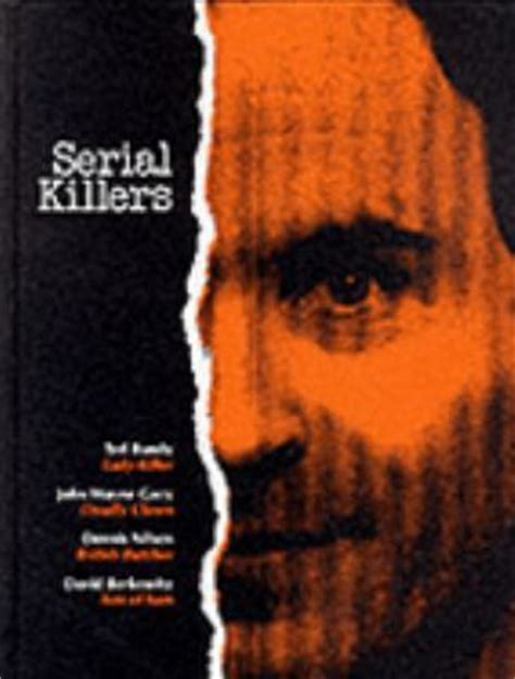 killer books serial killers true crime series by foreman