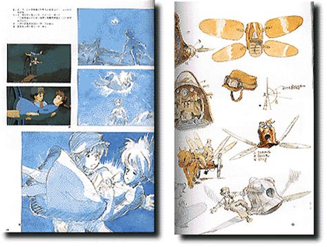 castle in the sky picture book books the of laputa castle in the sky production artbook