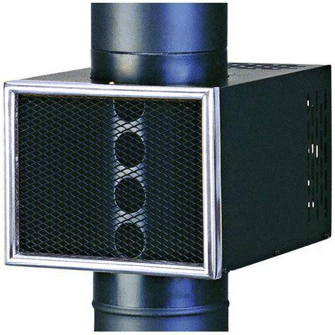 vogelzang hr 6 6 quot wood stove heat reclaimer fan blower