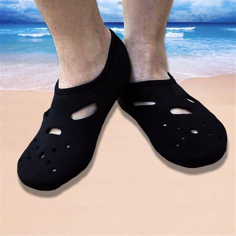 Sepatu Led Beibei White Black sepatu surfing diving size l black jakartanotebook