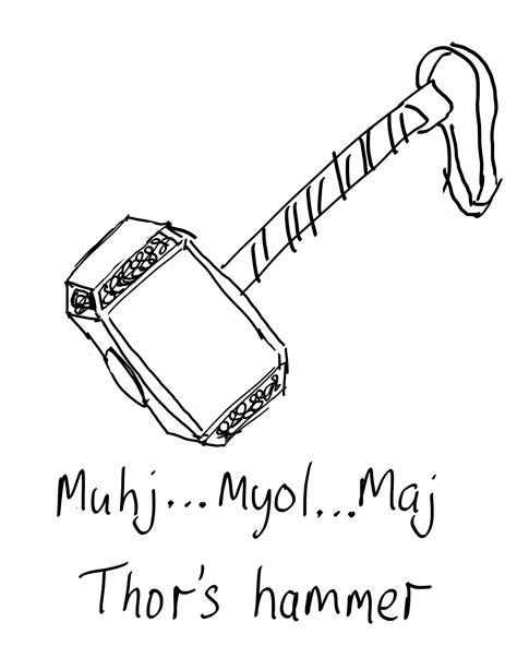 Thor's Hammer – Skwiggles
