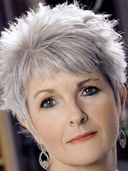 spiky haircuts for seniors 25 short hairstyles for older women short hair short