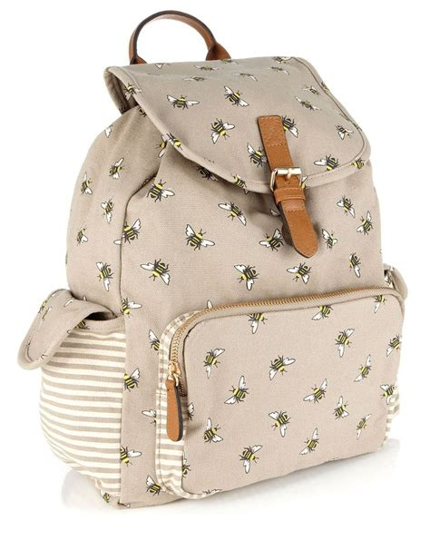 Backpack Fashion Bee 486 best bees in clothes and accessories images on
