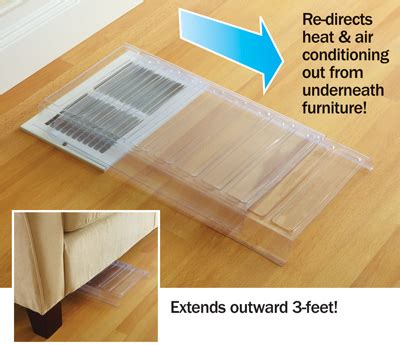 under couch vent extender collections etc find unique online gifts at