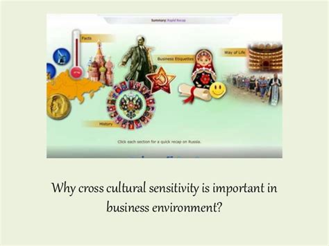 Cross Cultural Management Ppt Mba by Why Cross Cultural Sensitivity Is Important In Business