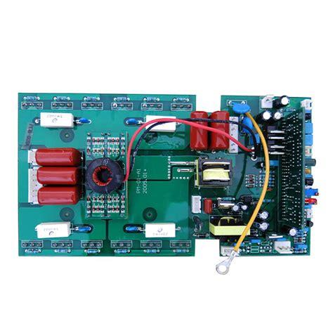 Bor Papan Pcb kualitas tinggi papan sirkuit pcb untuk inverter mesin las
