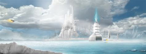 ice city crystal ice city by archiejacinto on deviantart