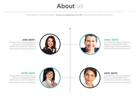 Team Introduction Presentation Ppt Layout Of Team Team Introduction Ppt Template Free