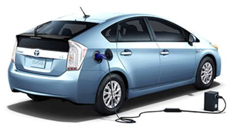 Toyota Prius Plugin Toyota Prius In Technical Details History Photos On