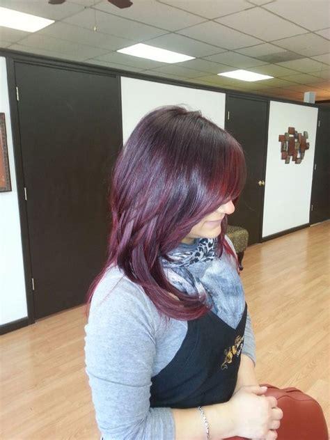 vr hair color redken shades eq 3rv and 3 vr equal parts chi chromashine