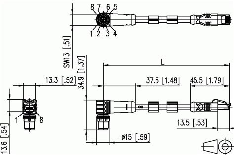shielded ether cable wiring diagram shielded cable