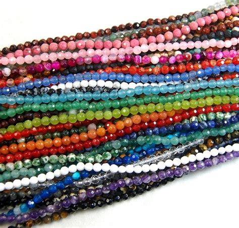 4mm gemstones faceted 15 quot 16 quot ebay