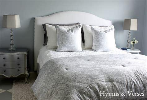 diy upholstered headboard tutorial hymns and verses